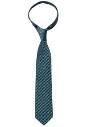 ETERNA TIE BLUE/GREEN CHECKED